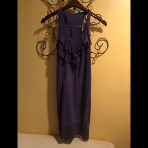 LAmade Dresses - LAmade purple cute summer dress size small
